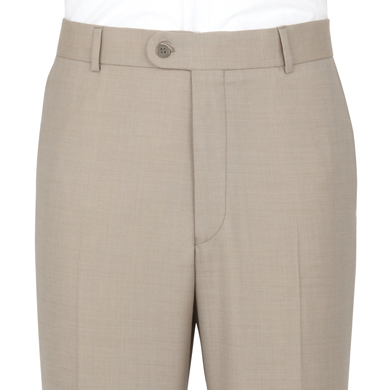 Plain Stone Trousers