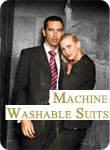 Machine Washable Suits